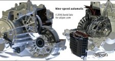 ZF nine speed 9