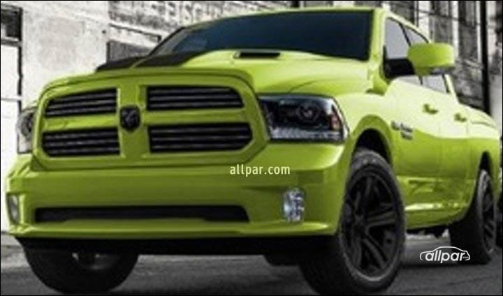 News | Exclusive: Sublime Ram Sport leaked