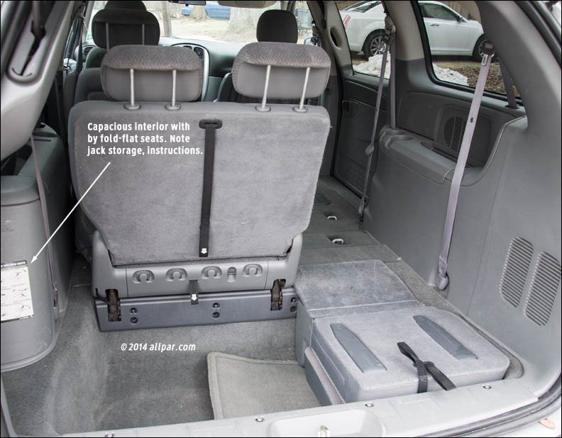 2005 2007 Dodge Caravan And Chrysler Town Amp Country