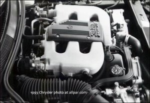 ChryslerDodge 35 liter V6 engines