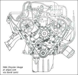 Mitsubishi 30 liter V6 engine