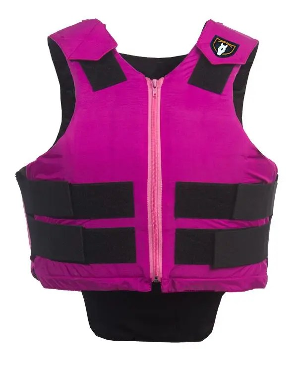 Tipperary Youth Safety Vest Pink