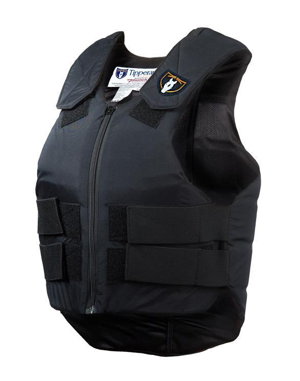 Tipperary Youth Safety Vest Taslan Black