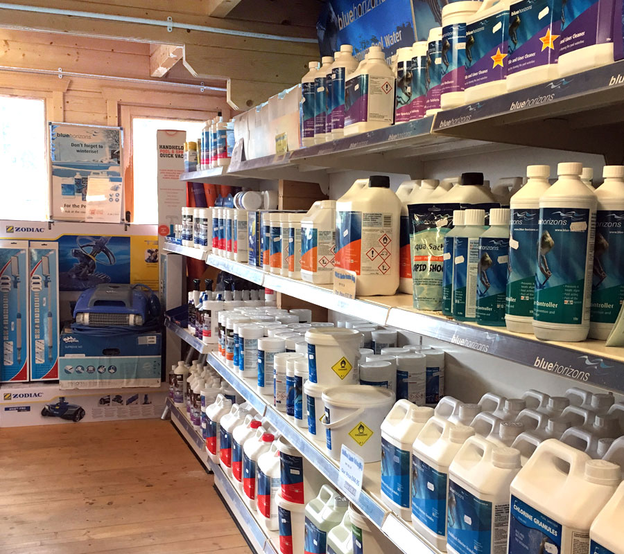 allpools and spas chemical and accessories