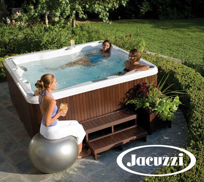 Jacuzzi Hot Tubs Allpools and Spas