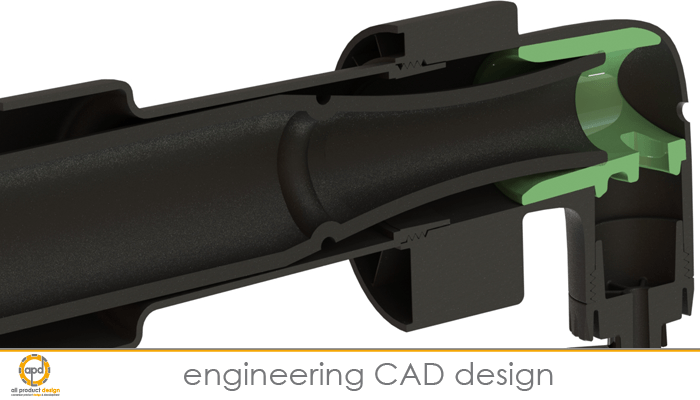 engineering CAD design4-01