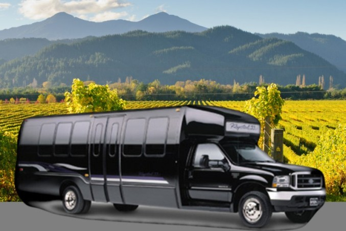 Wine Tour Limo All Pro Limousine