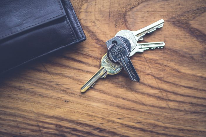 Lost Your Keys? Don't Sweat
