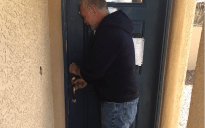 The Perils of Being A Locksmith