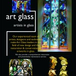 Art Glass Stained glass studio storm glazing