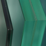 Laminated glass Derry City Northern ireland