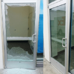 Safety glass glass door toughen glass door glass emergency glazier northern ireland belfast to derry glass online