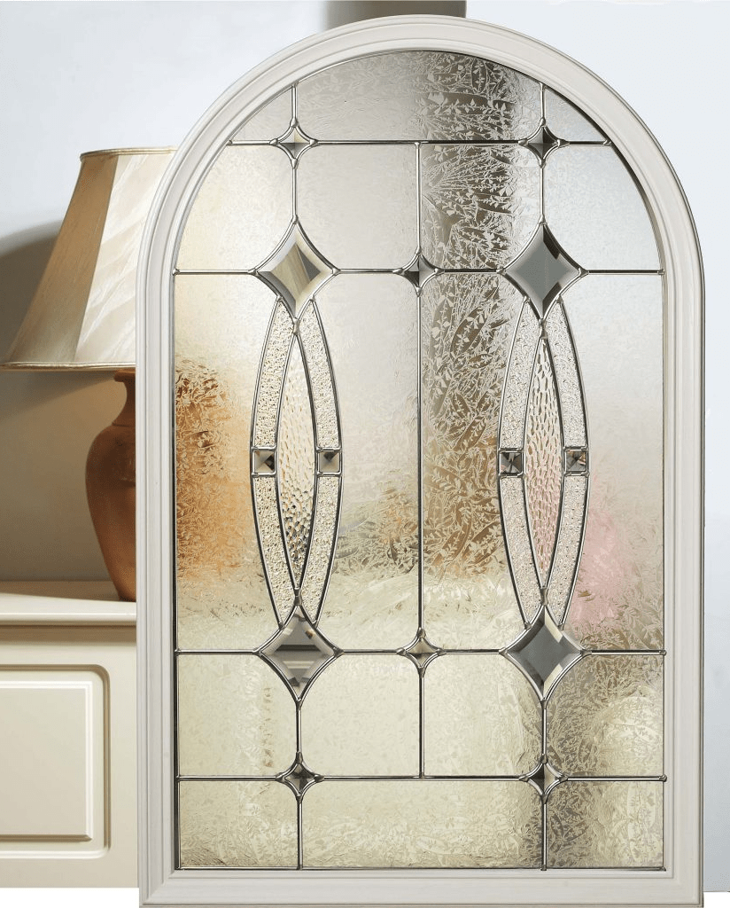 Lunna Glu Chip Obsure Door Glass Made To Measure Designed Decorative Internal Ireland