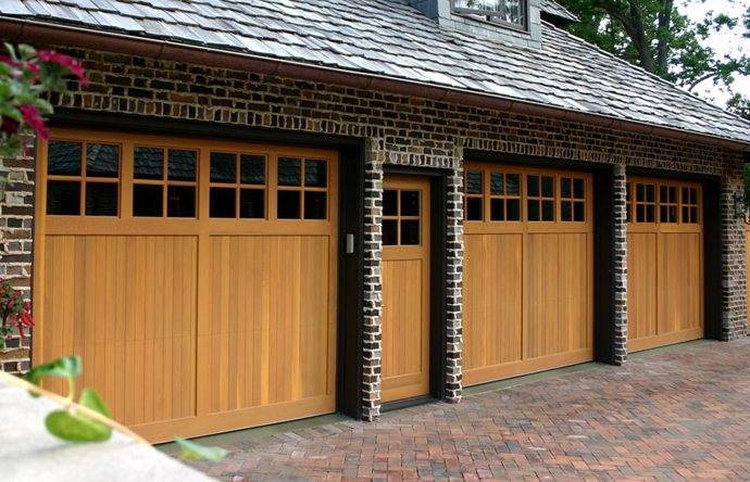 custom wood style garage doors high quality carriage- house-door products
