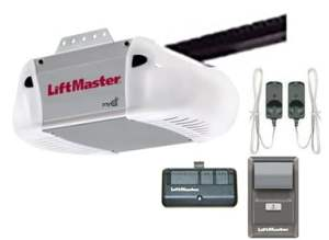 Liftmast garage door opener