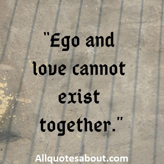 best quotes on attitude and ego hortson