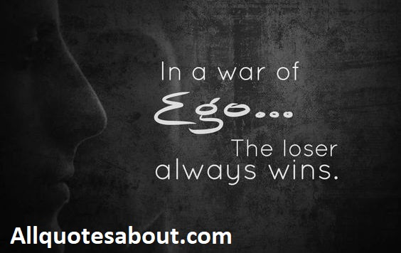 ego quotes and saying