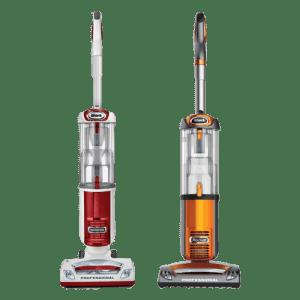 Shark vacuums