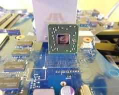 Samsung R540 Reballing_2