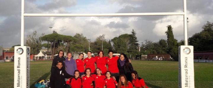 Prima giornata di Coppa Italia a 7 Femminile 2017