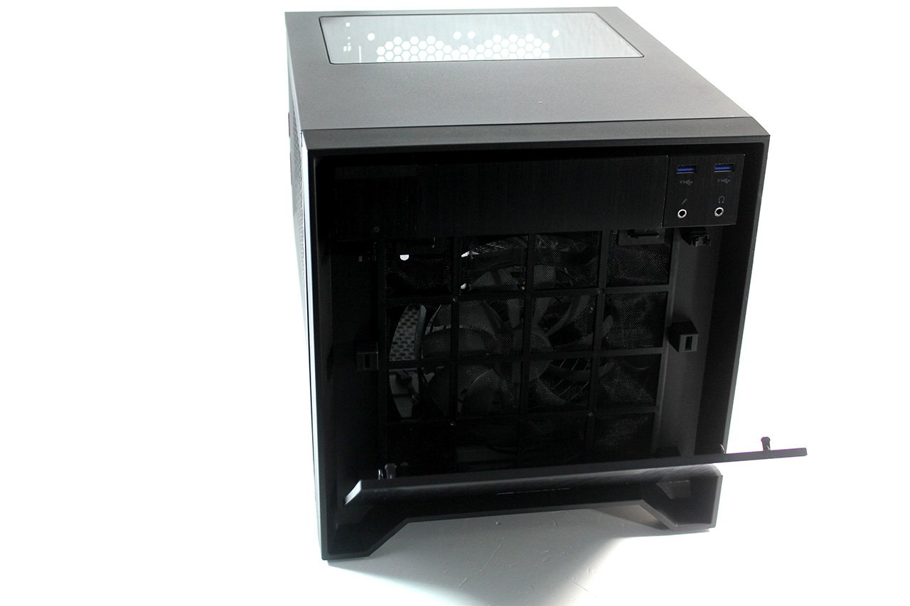 Test Corsair Obsidian Series 250d Mini Itx Gehause