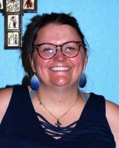 Megan Barnes, Secretary