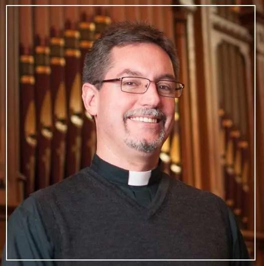 Our incumbent - Reverend Douglas Michael