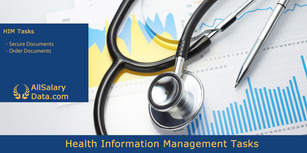 Health Information Management Tasks