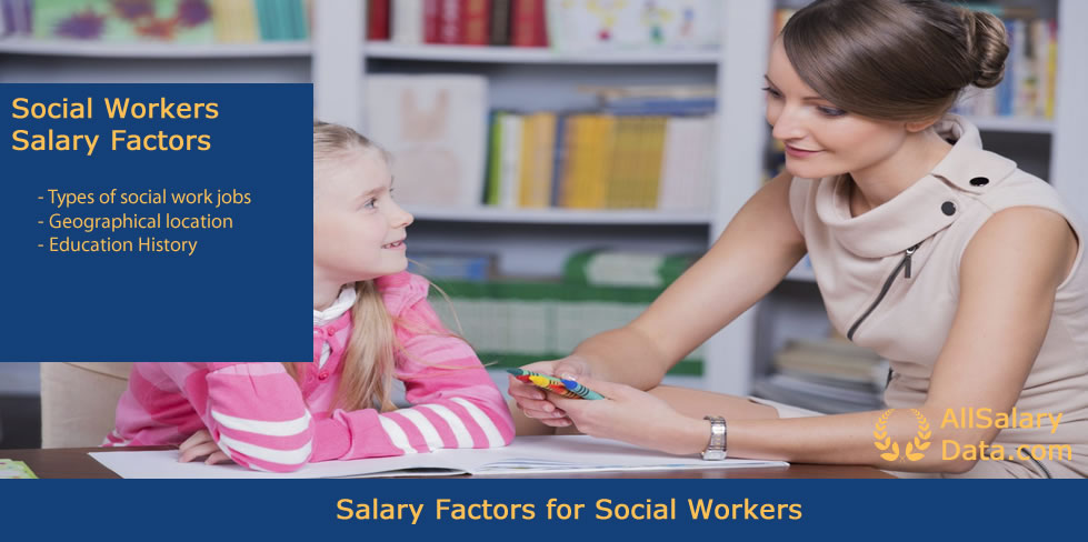Salary Factors for Social Workers