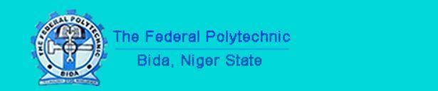 Federal Poly Bida Evening Courses