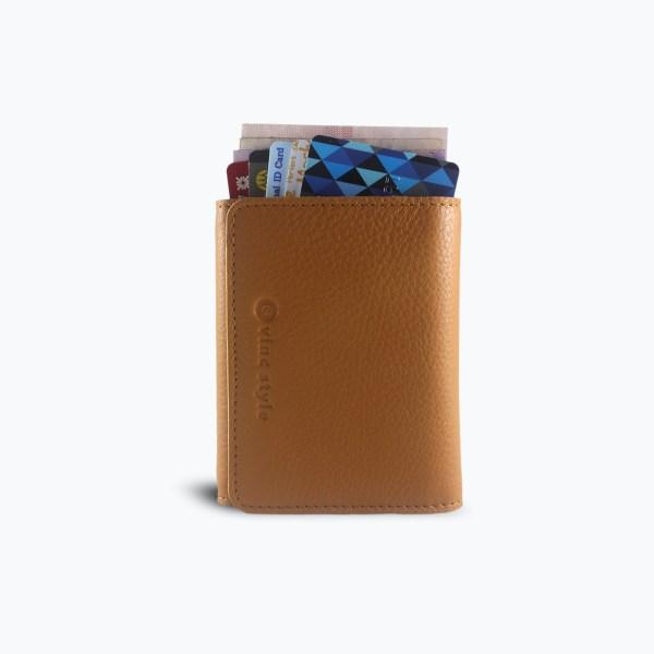 กระเป๋าสตางค์ Penne Wallet and Card Holder - สีเทอร่า