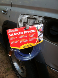 Just shake and it works!