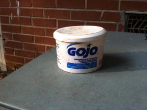Consider adding Gojo to your vehicle kit.