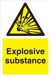 Allsigns International Ltd - Explosive Substance