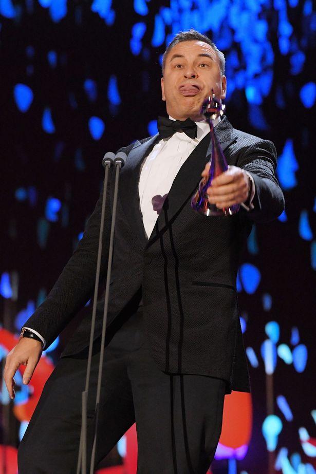 Who won at the National Television Awards 2018