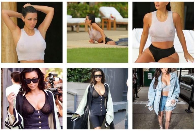 Kim Kardashian Sexy