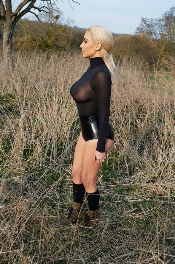 Kim Kardashian Nude Photo Collection