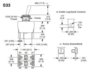 Momentary Toggle Switch Wiring Diagram | Wiring Diagram