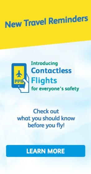 Contactless Flights