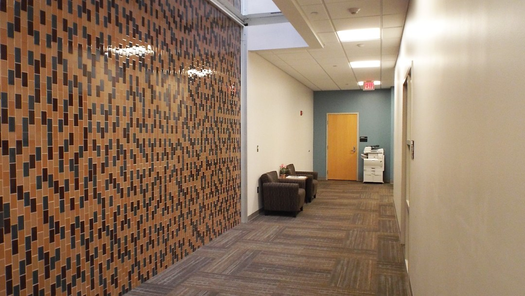 Project - University of Maryland Tawes Hall