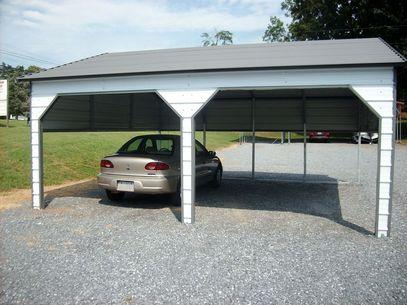 Carport Kits West Virginia WV DIY Metal Carports West