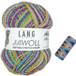 Jawoll Cotton Stretch Colour