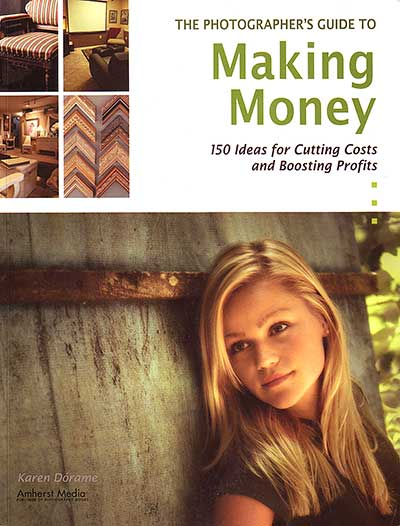 Cover: Photographers Guide to Making Money