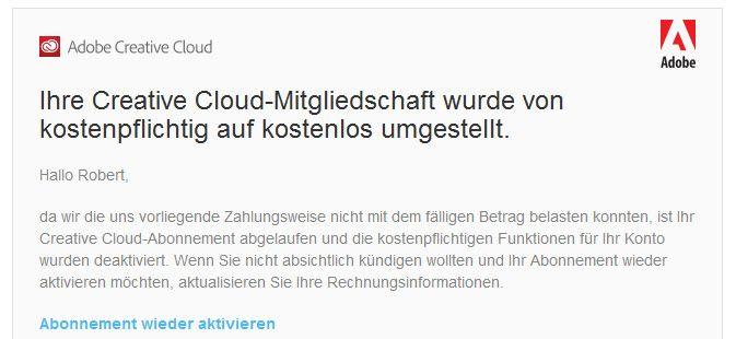 Warum ich mein Adobe Creative Cloud‐Abo gekündigt habe (und was ich ...