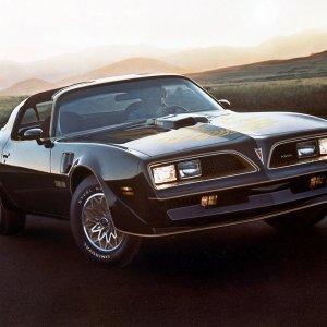 Pontiac Firebird / Bild: GM