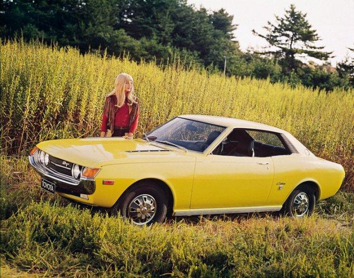 Toyota Celica Bild: Toyota