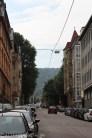in Stuttgarter Straßen