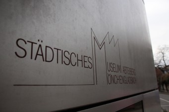 Eingang Museum Abteiberg