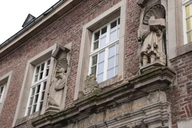 Rathaus von Mönchengladbach