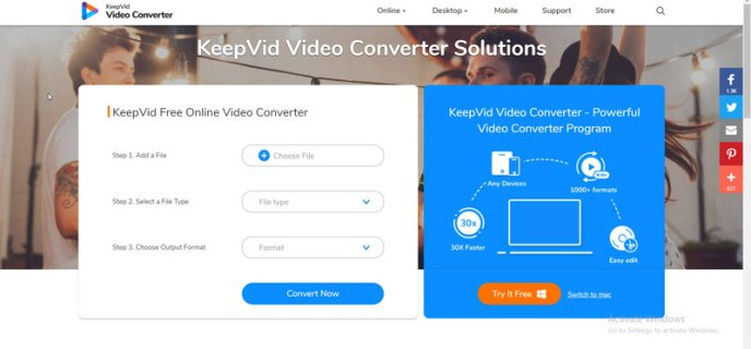 keepvid-converter